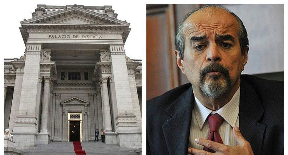 Comisión del Poder Judicial rechaza expresiones de Mauricio Mulder