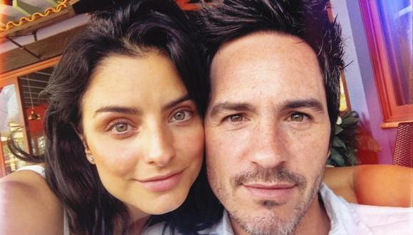 Aislinn Derbez y Mauricio Ochmann se separaron, pero mantienen una buena relación por su hija. (Foto: @aislinnderbez)