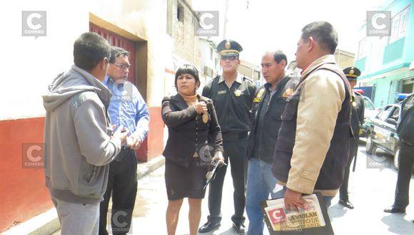Parroquiano denuncia robo de 300 soles en prostíbulo(VIDEO)