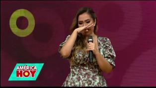 Ethel Pozo, Janet Barboza y Melissa Paredes se emocionan por saludos de sus hijos por el Día de la Madre (VIDEO)
