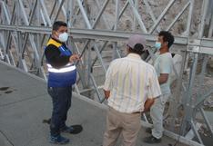 Palpa: Puente Marcarencca está concluido