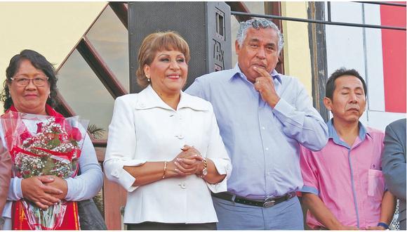 Victoria Espinoza y Julio Cortez se juegan su libertad en audiencia de apelación