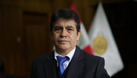 Gálvez Villegas interpuso un recurso de inhibición contra la JNJ a fin de que esta se aparte de las investigaciones del caso. (Foto: GEC)