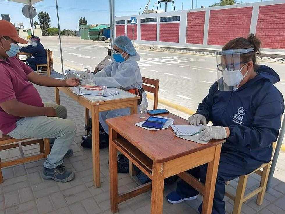 Crean Comités Comunitarios Anticovid en Arequipa