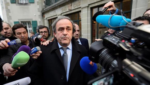Joseph Blatter reitera que no violó Código Ético y pide se levante sanción