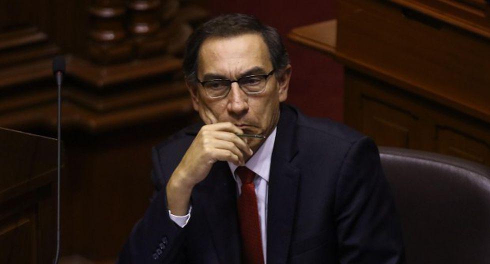 """Ricardo Burga: """"Vizcarra debe empezar a evaluar su continuidad como mandatario"""""""