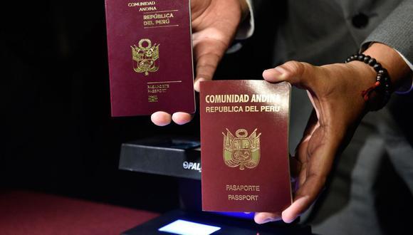Actualmente son 74 los destinos a los que los peruanos pueden ingresar solo con su DNI o con pasaporte. (Foto: Andina)