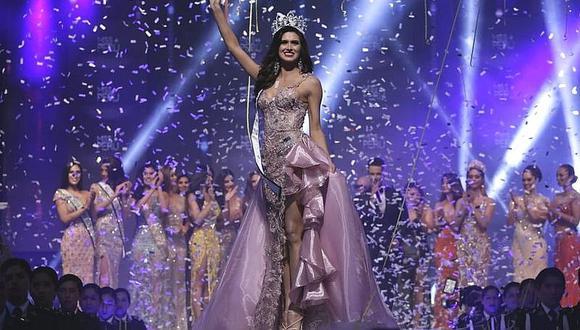 Miss Perú 2019 es arequipeña y anunció que trabajará contra la violencia