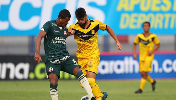 Universitario de Deportes debutará la próxima semana en la Copa Libertadores frente a Palmeiras. (Foto: Liga Profesional de Fútbol)