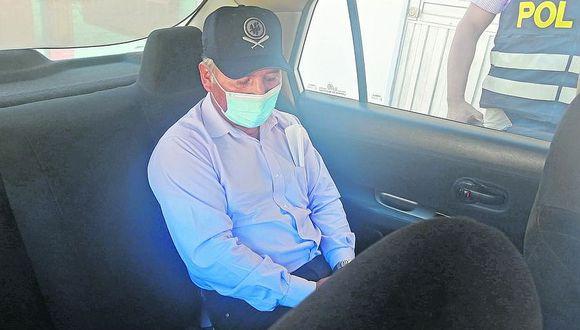 Detienen a alcalde de Cuchumbaya por peculado de uso