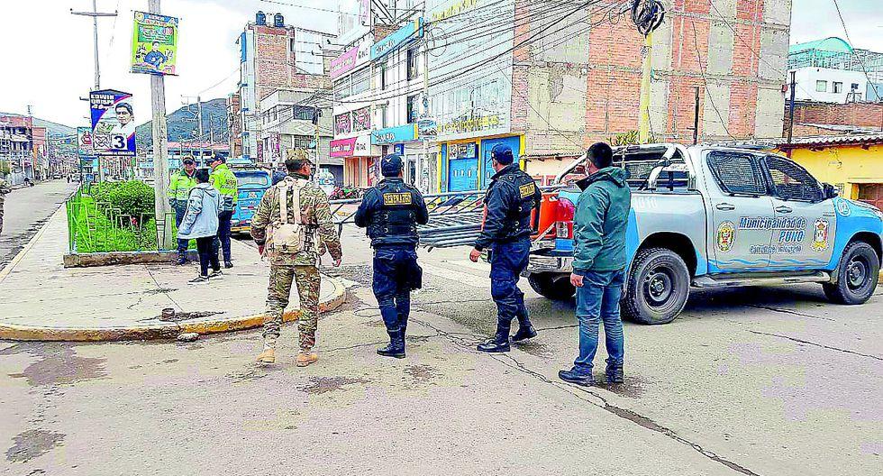 Revocaron permisos especiales para transportistas en Puno