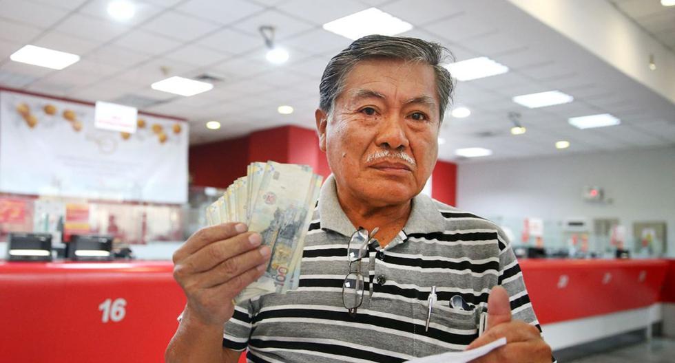 Cronograma y cómo pagarán la gratificación por Navidad a los jubilados de la ONP