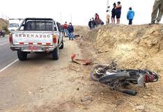 Piura: Más de 90 muertes por imprudencia y velocidad en pistas