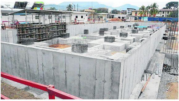Unchupaico se va entregando 9 millones de adicional para Pichanaqui