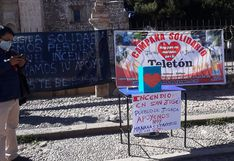 Juliaca: Comerciantes de San José realizarán teletón para afectados por incendio