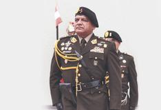 Dan por concluido nombramiento del General Astudillo como Jefe del Comando Conjunto de las FF.AA.