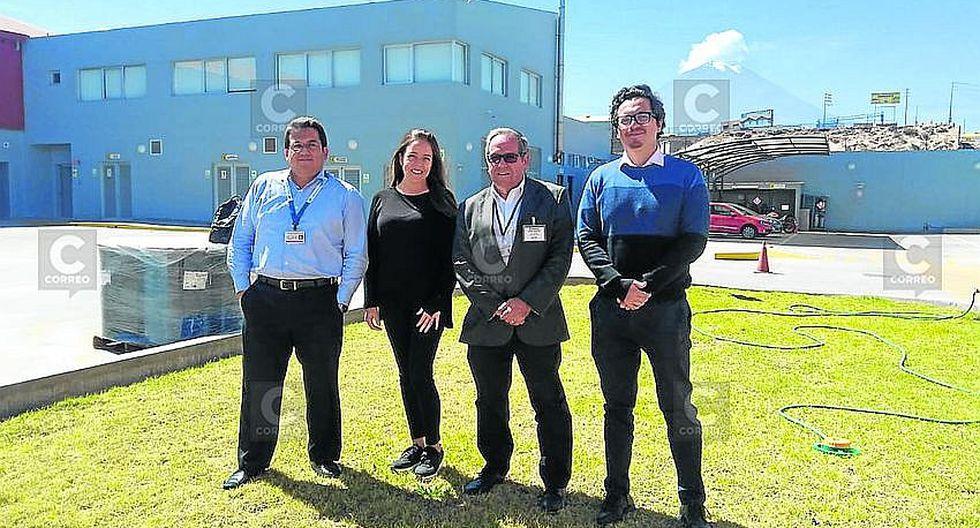 Aeropuertos Andinos alista  nueva inversión en Arequipa