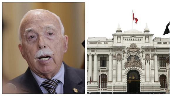 Carlos Tubino señaló que Fuerza Popular se abocará en el consenso más que a la fiscalización