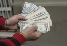 Dólar cierra ligeramente a la baja: ¿En cuánto está el tipo de cambio?