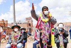 Juliaca celebra 94 Aniversario de creación con restricciones