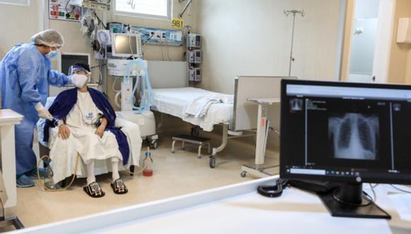 Hospital Almenara es el único centro hospitalario en el Perú que realiza trasplante pulmonar. Foto: EsSalud