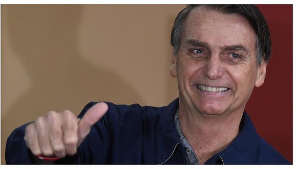 Perú buscará profundizar su relación con Brasil tras victoria de Jair Bolsonaro