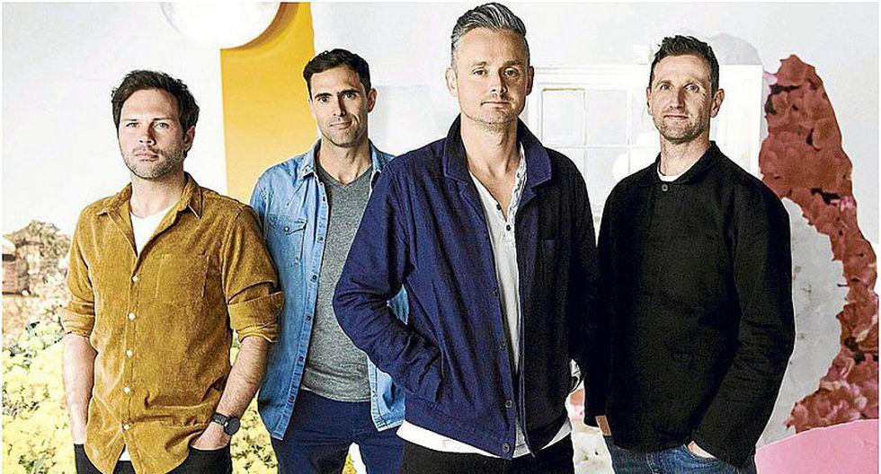 Keane confirma concierto en Lima y estos son todos los detalles que debes de saber