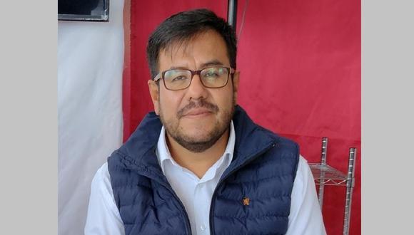Carlos Zeballos, ya habría asegurado una curul en el Congreso de la República. (Foto: Feliciano Gutiérrez)