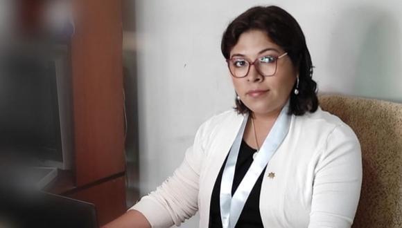 Vocera afirmó que se acercará a los voceros de otros partidos y reiteró su crítica contra la realización de una cuarta legislatura en el actual Congreso. (Foto: Andina)
