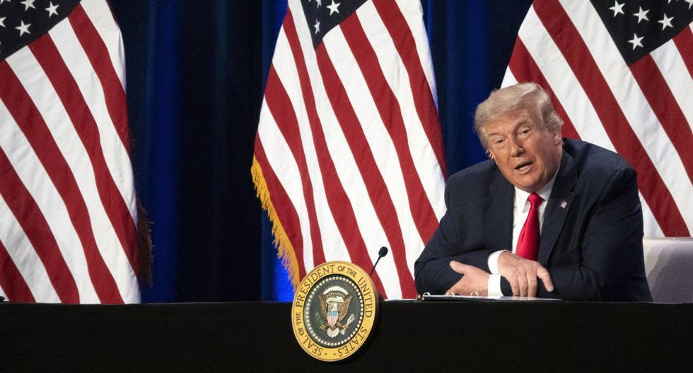 Presidente Trump dice que EE.UU. puede convertirse pronto en una Venezuela