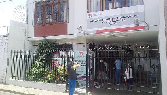 Sancionan a cuatro centros de conciliación extrajudicial en Tacna