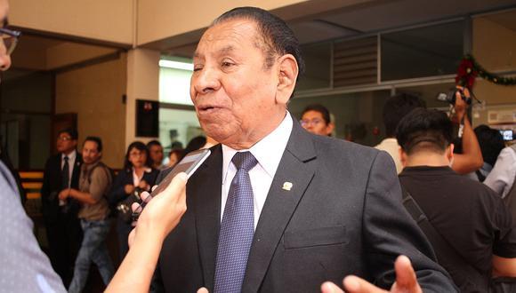 Congresistas divididos por firma de adenda 13 del proyecto Majes Siguas II