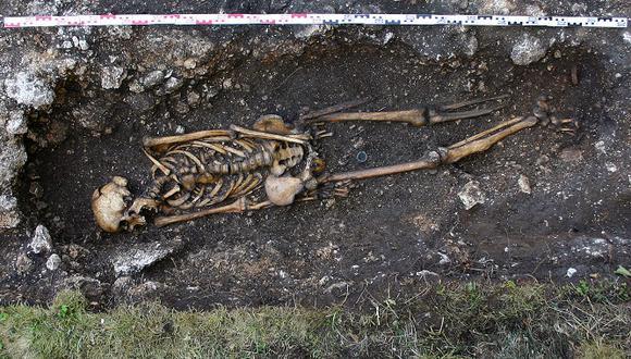 Arquéologos encuentran en Austria una prótesis de pie del siglo VI (FOTOS)