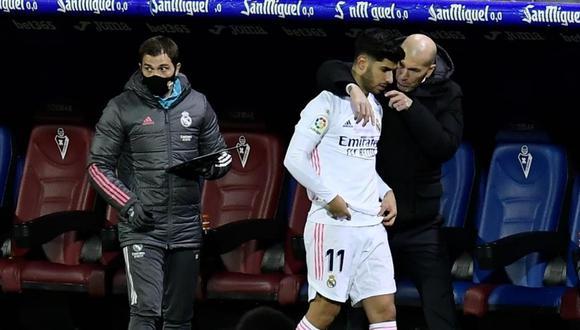 Zinedine Zidane mostró su rechazo a críticas sobre arbitraje (Foto: AP)