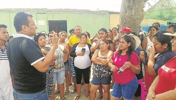 Más de 700 familias podrían ser desalojadas del  Parque Centenario