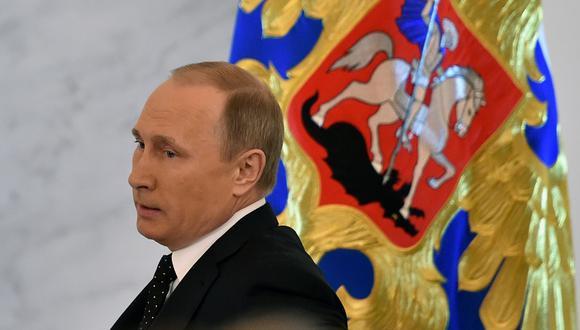 """Rusia califica de """"hipócrita"""" la prolongación de las sanciones de la UE"""