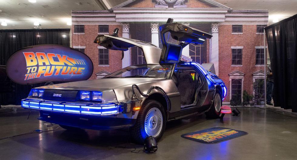 """Ron Cobb, diseñador del 'DeLorean' de la película """"Volver al futuro"""", fallece a los 83 años"""