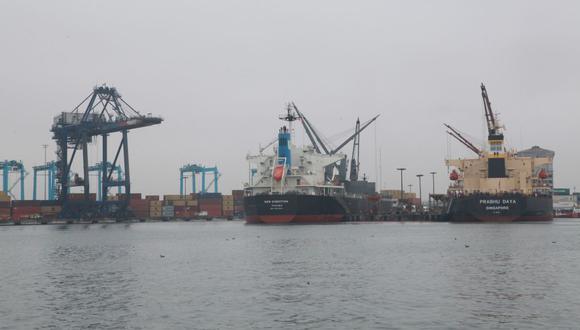 En julio, el valor de las exportaciones fue de US$ 3,612 millones, superior en 27.3% a lo observado en junio. (Foto: GEC)