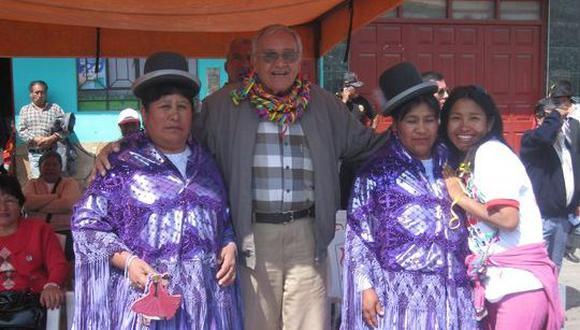 Tito Chocano Olivera gobernó la región Tacna del 2011 al 2014. (Foto: Difusión)