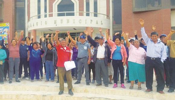 Lambayeque: Pobladores de San José Obrero protesta por cambio de nombre