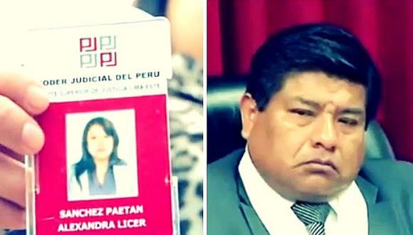 Trabajadora del Poder Judicial denunció a juez por acoso sexual pero no resuelven su caso