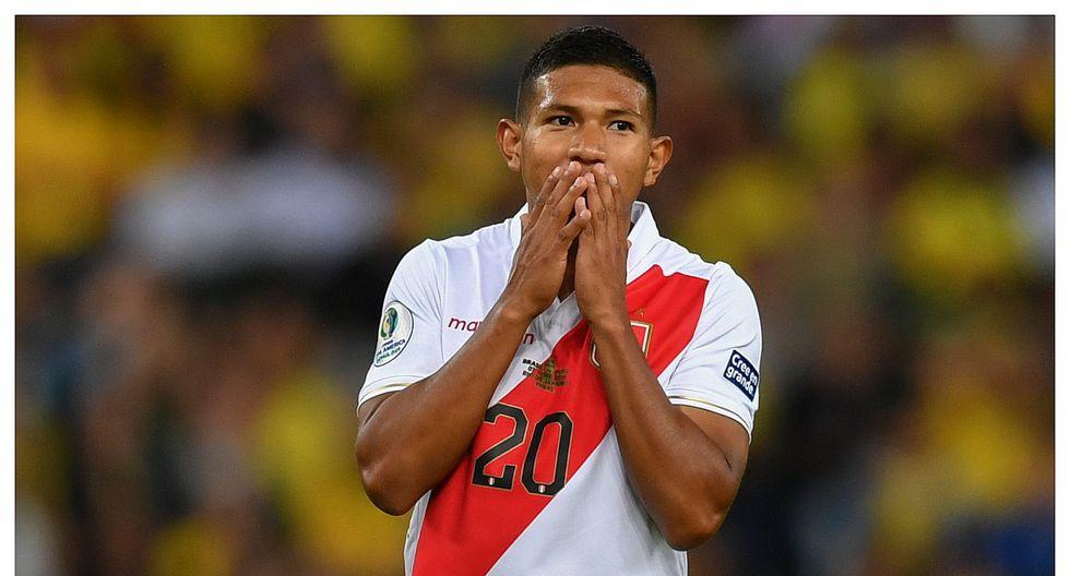 Selección peruana: Edison Flores se lesionó y podría ser duda para amistosos ante Uruguay