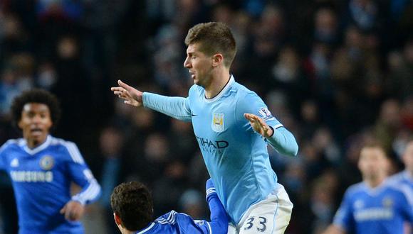 Manchester City cede a Matija Nastasic al Schalke 04