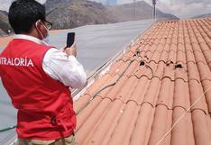 Huancavelica: Compañía de los bomberos con fisuras y goteras