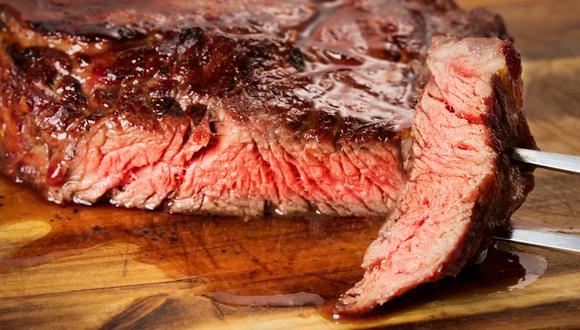¿La carne puede estar congelada por mucho tiempo? Los especialistas indican si esto es posible o no . (Foto: Getty)