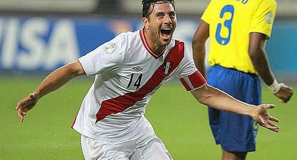 Claudio Pizarro cumple 39 años a dos días de importante partido de la selección peruana