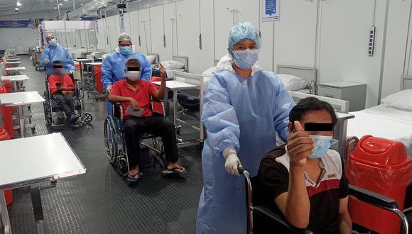Más de 20 hospitalizados por COVID-19 en Chincha
