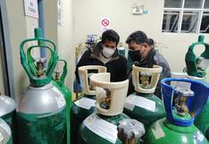 Buscan generar más oxígeno para Huancavelica