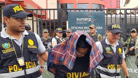 Cárcel para trabajador judicial de Arequipa y abogado que se apropiaron de reparaciones civiles