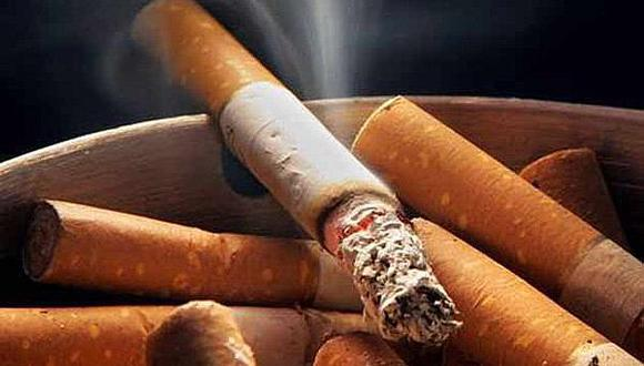 Cajetilla de cigarrillos costará a 12 soles